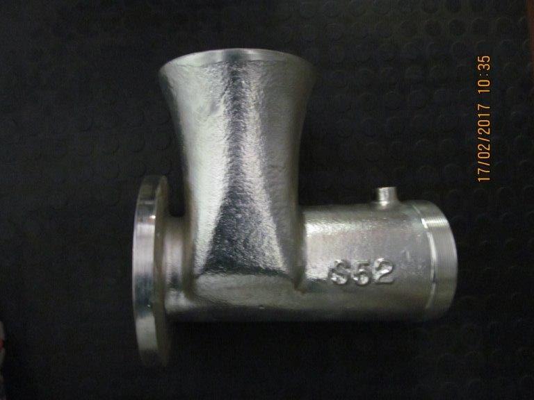 GBSA and Supra Mincer Barrel