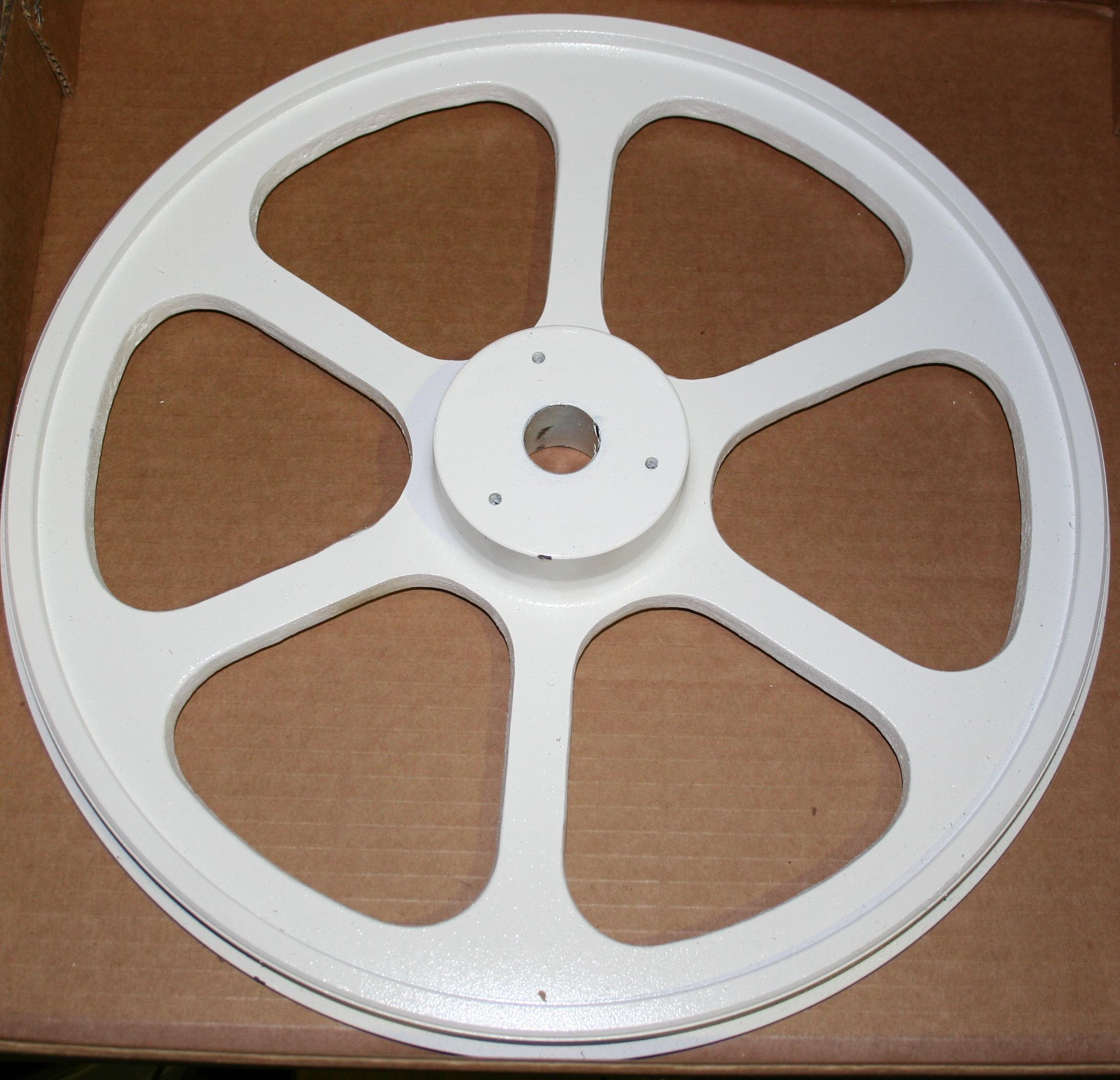 Lower Wheel
