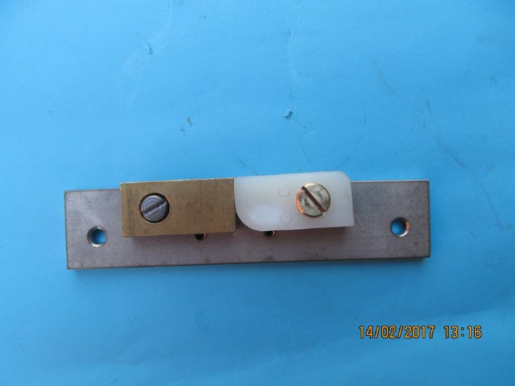 Supra-Jeba Guide block assembled with Nylon