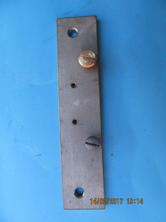 Supra-Jeba Guide block holder