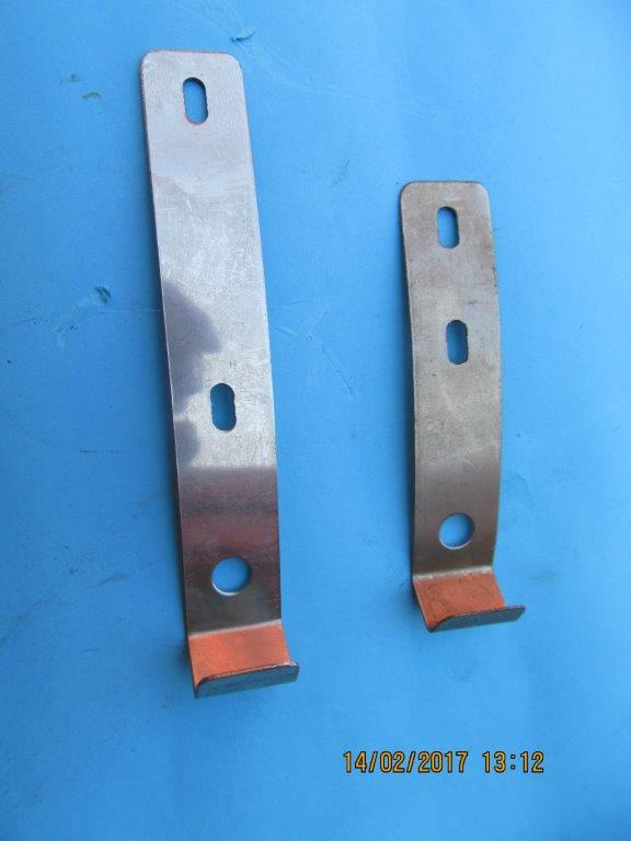 Supra-Jeba Top and Bottom latches