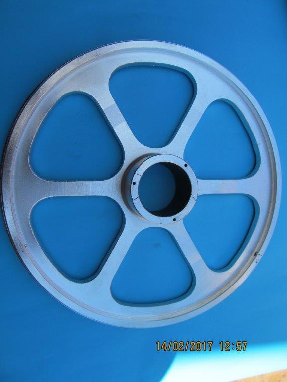 Supra-Jeba Top wheel only