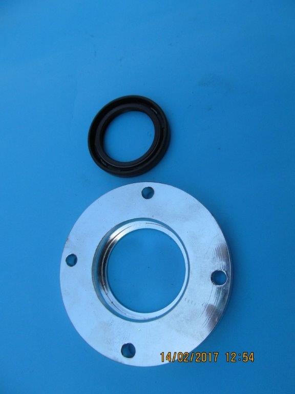 Supra-Jeba Top wheel seal housing and seal