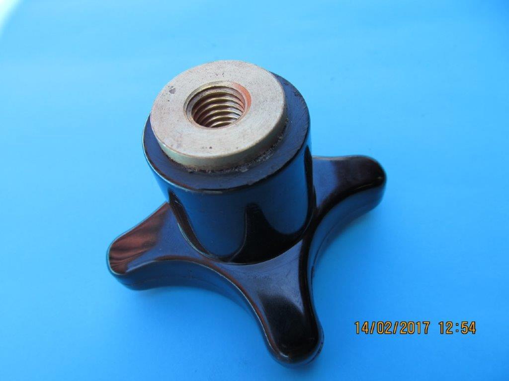 Supra-Jeba top wheel knob